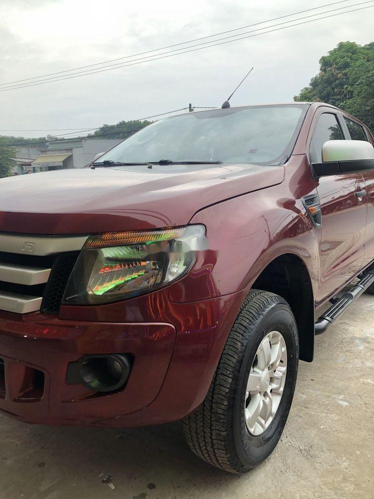 Bán Ford Ranger AT đời 2013, màu đỏ chính chủ giá cạnh tranh (5)