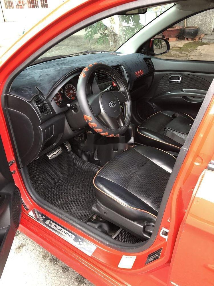 Bán xe Kia Morning 2011, màu đỏ, nhập khẩu nguyên chiếc như mới (8)
