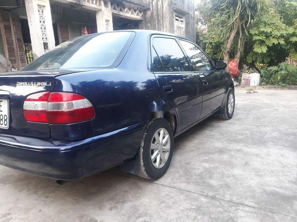 Cần bán xe Toyota Corolla MT sản xuất năm 2001, xe nhập, giá 95tr (3)