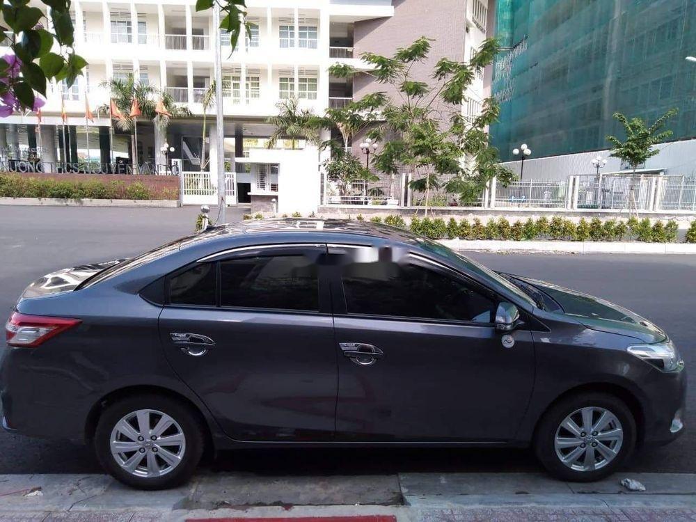 Cần bán gấp Toyota Vios năm 2018, màu xám xe còn nguyên bản (3)