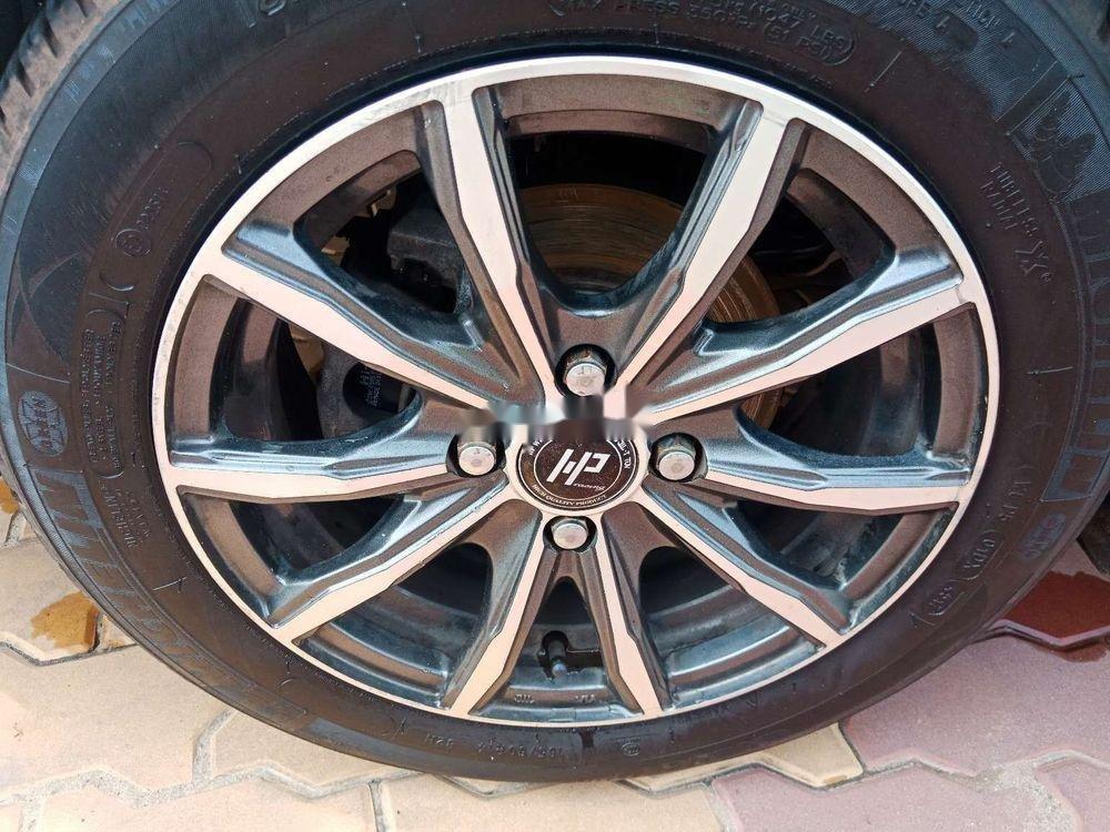 Cần bán lại xe Daewoo Gentra đời 2009, màu trắng chính chủ (6)