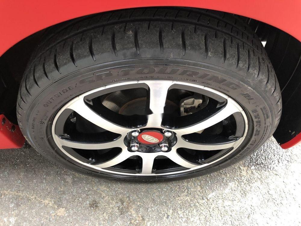Bán xe Kia Morning 2011, màu đỏ, nhập khẩu nguyên chiếc như mới (11)