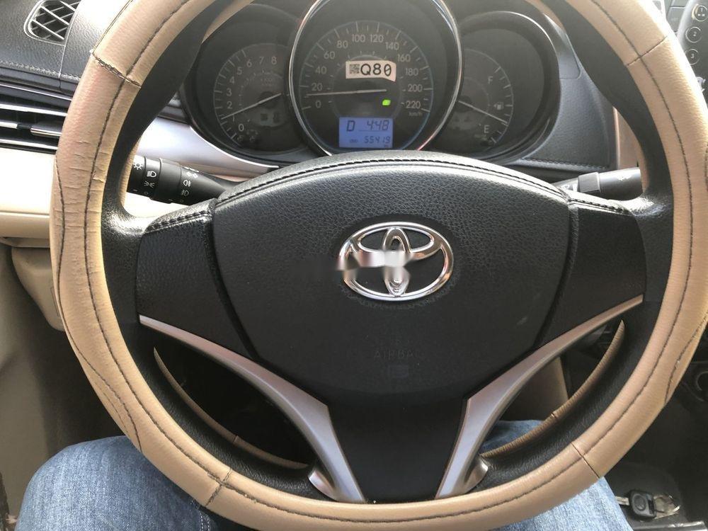 Bán Toyota Vios đời 2018 như mới xe nguyên bản (9)