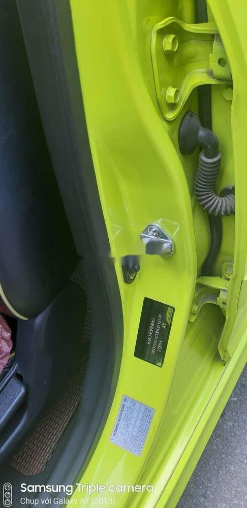 Cần bán xe Kia Morning AT 2011, màu xanh lục, nhập khẩu (12)