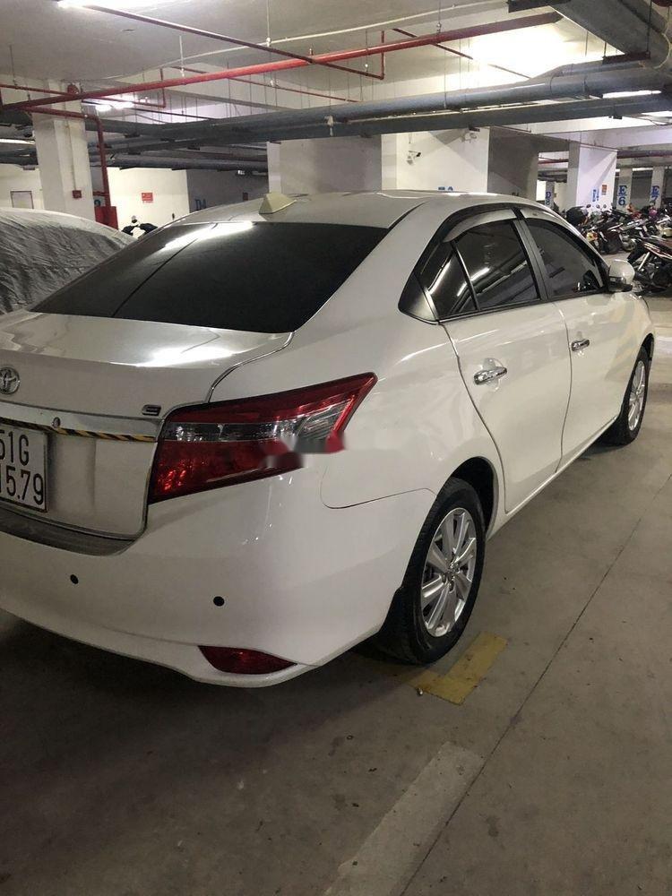 Bán Toyota Vios đời 2018 như mới xe nguyên bản (6)