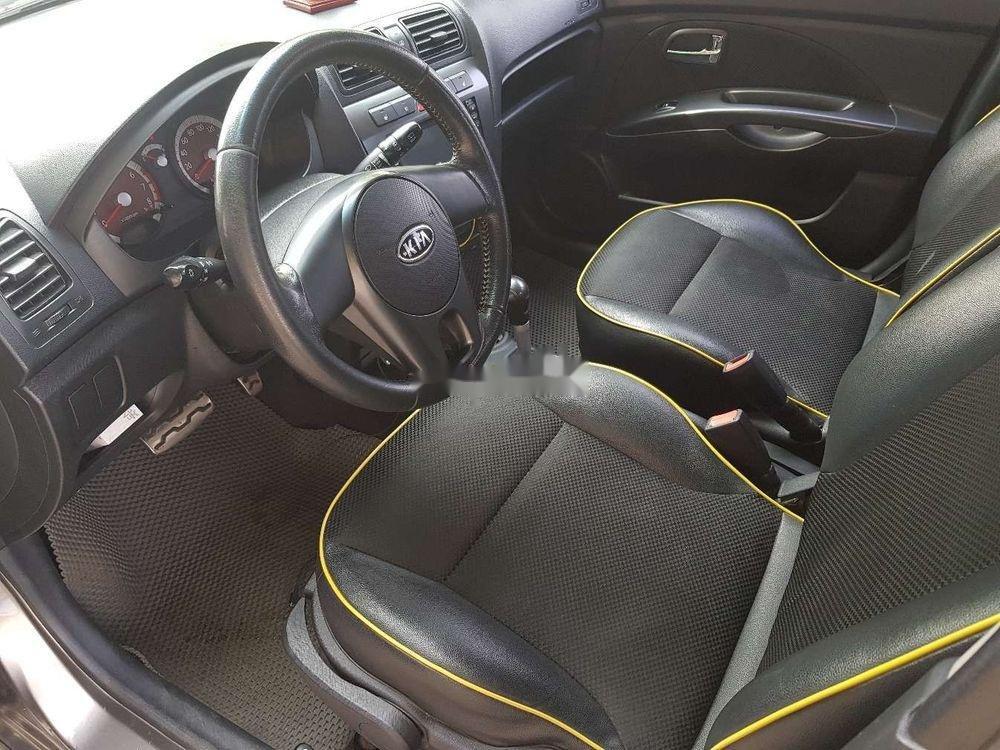 Cần bán Kia Morning đời 2010, màu xám, nhập khẩu chính hãng (7)