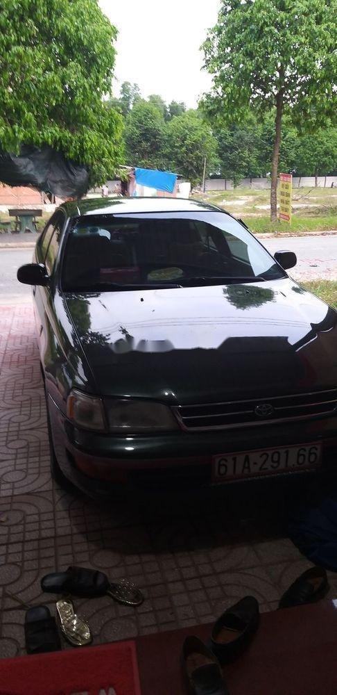 Bán Toyota Corona sản xuất 1993, nhập khẩu chính hãng (5)