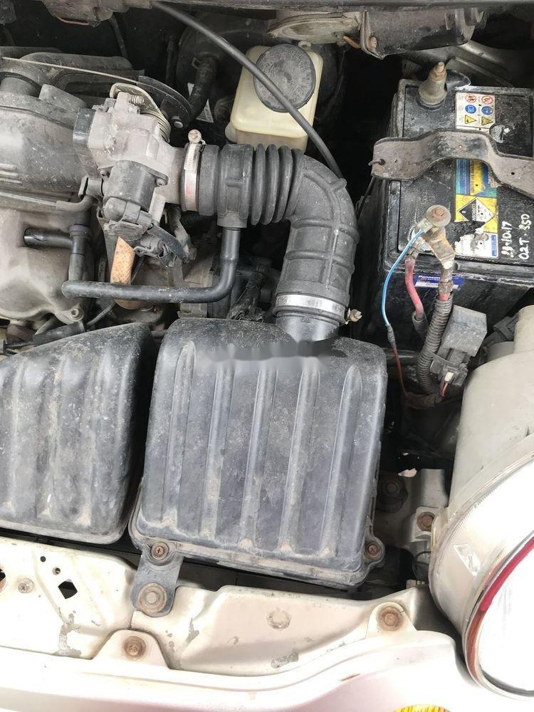 Bán xe Daewoo Matiz 2004, màu bạc chính chủ, 115tr xe nguyên bản (8)