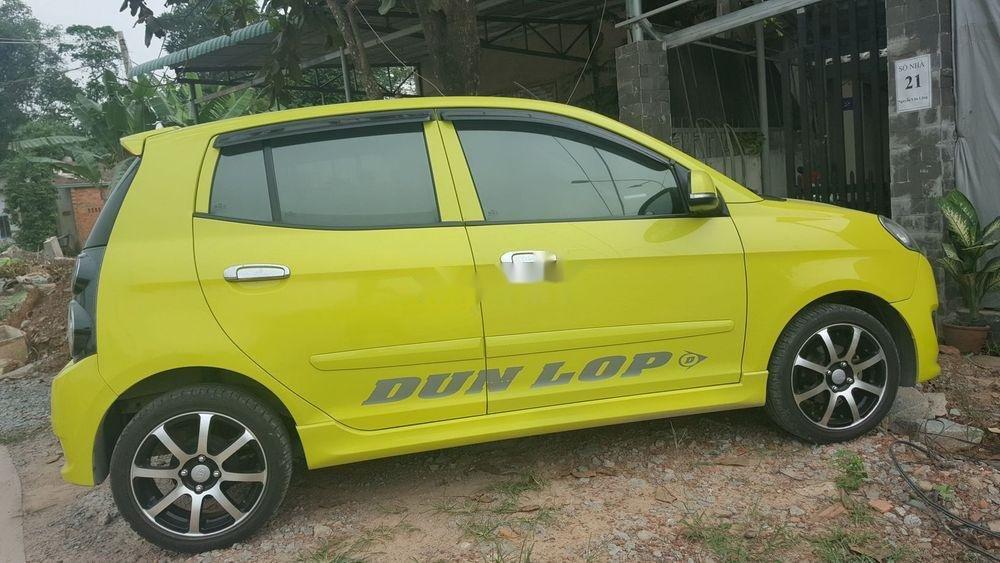 Bán Kia Morning năm 2010, màu xanh lục xe nguyên bản (3)