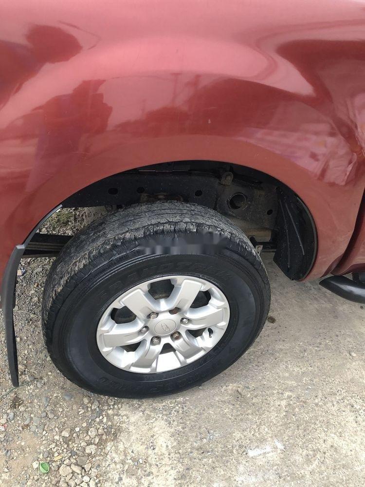 Bán Ford Ranger AT đời 2013, màu đỏ chính chủ giá cạnh tranh (12)