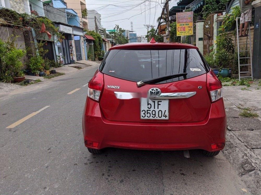 Bán Toyota Yaris sản xuất 2015, nhập chính hãng (5)
