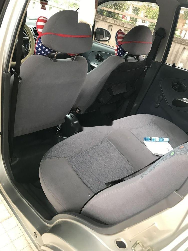 Bán xe Daewoo Matiz 2004, màu bạc chính chủ, 115tr xe nguyên bản (10)