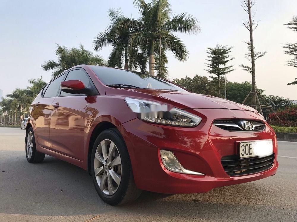 Bán xe Hyundai Accent sản xuất 2014, nhập khẩu số tự động (2)