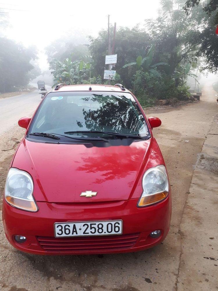Bán ô tô Chevrolet Spark MT sản xuất năm 2010, giá 88tr (1)