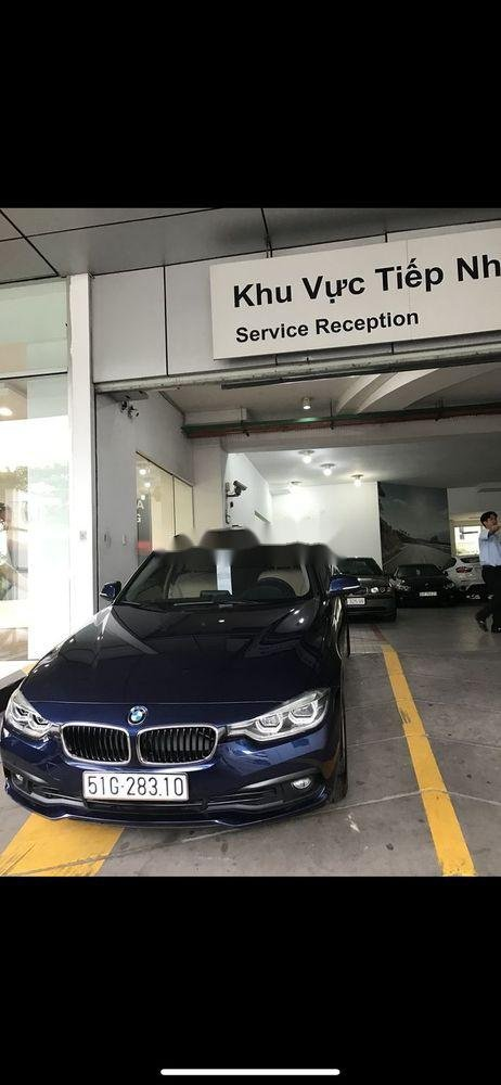 Bán BMW 3 Series 2017 xe nguyên bản (1)