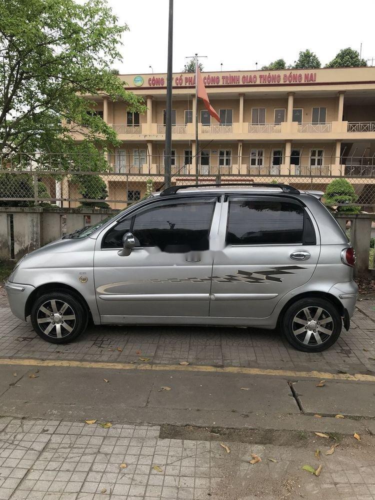 Bán xe Daewoo Matiz 2004, màu bạc chính chủ, 115tr xe nguyên bản (4)