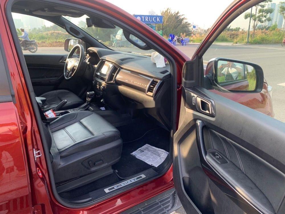 Cần bán Ford Everest sản xuất năm 2018, màu đỏ, xe nhập chính hãng (10)