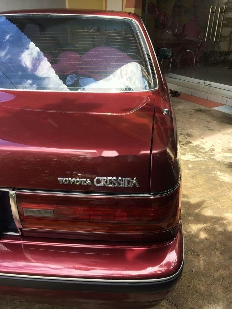 Bán Toyota Cressida năm sản xuất 1996, màu đỏ, nhập khẩu nguyên chiếc chính hãng (5)