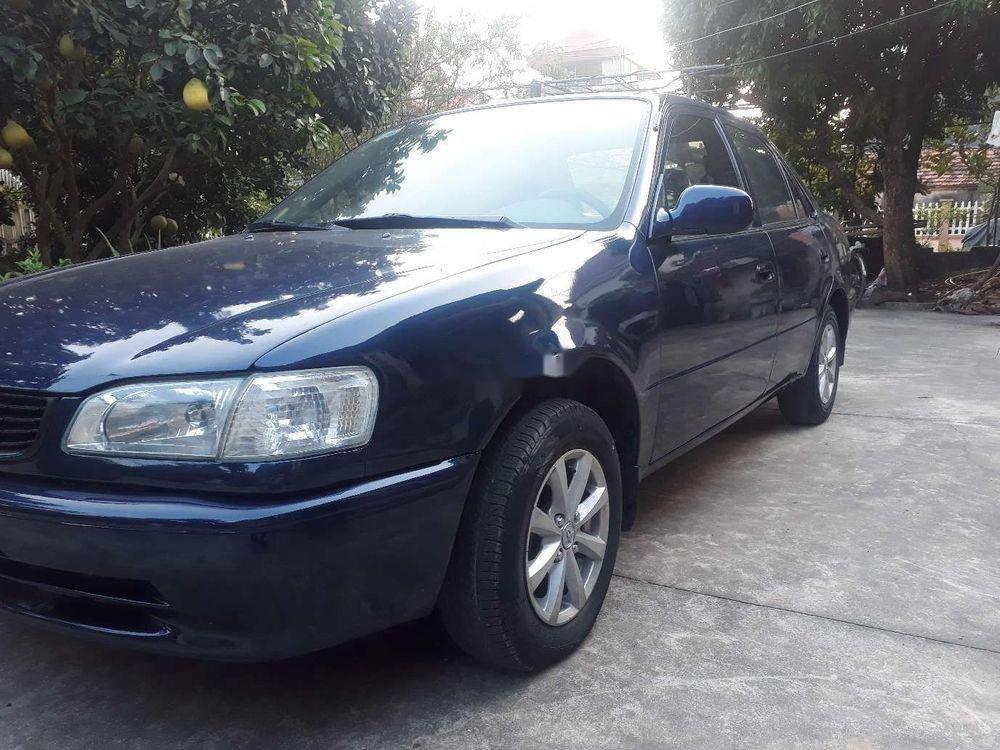 Cần bán xe Toyota Corolla MT sản xuất năm 2001, xe nhập, giá 95tr (1)