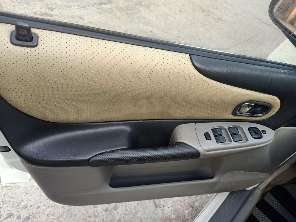 Bán Ford Laser 2003, màu trắng còn mới (11)