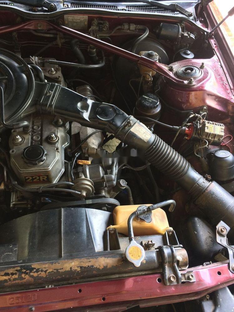 Bán Toyota Cressida năm sản xuất 1996, màu đỏ, nhập khẩu nguyên chiếc chính hãng (2)
