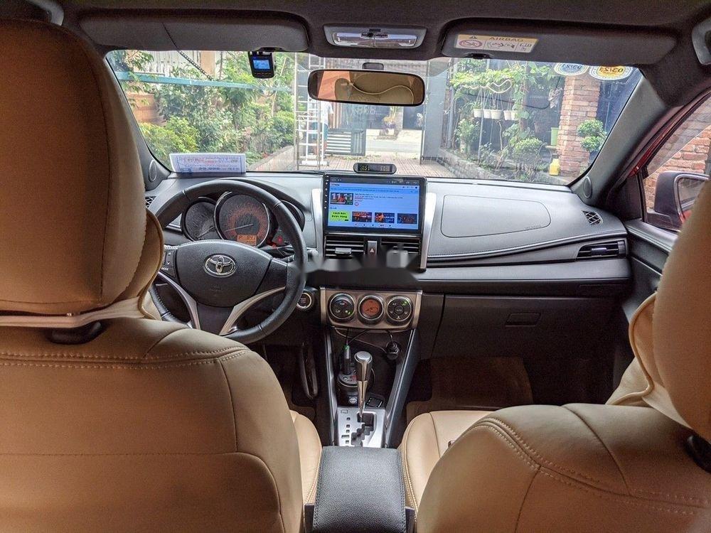 Bán Toyota Yaris sản xuất 2015, nhập chính hãng (2)