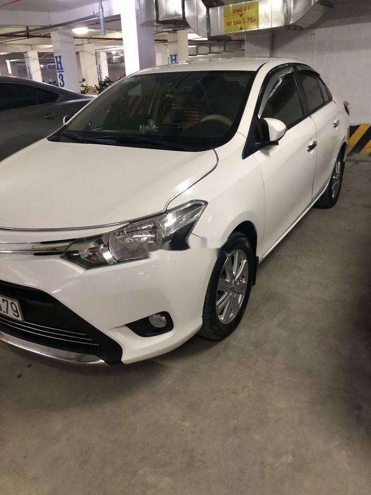 Bán Toyota Vios đời 2018 như mới xe nguyên bản (2)
