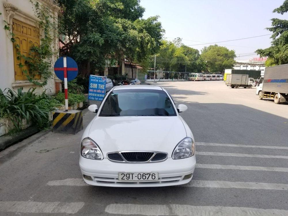 Bán Daewoo Nubira 2003, 69tr xe còn nguyên bản (5)