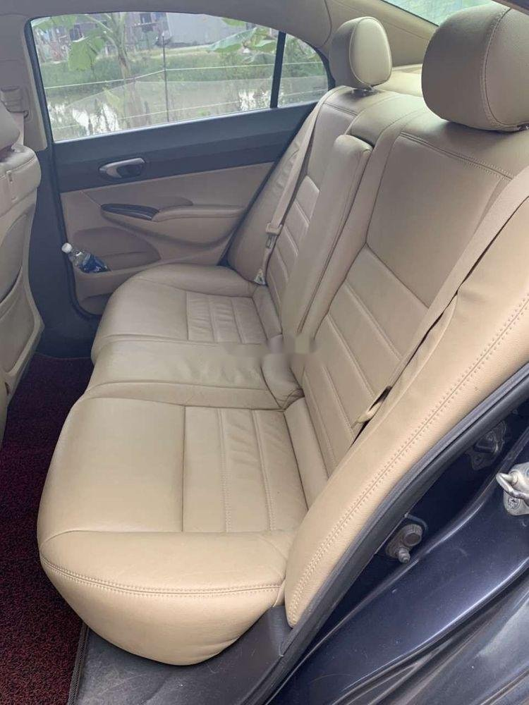 Cần bán gấp Honda Civic sản xuất 2008, màu xanh lam, giá 270.2tr xe nguyên bản (7)