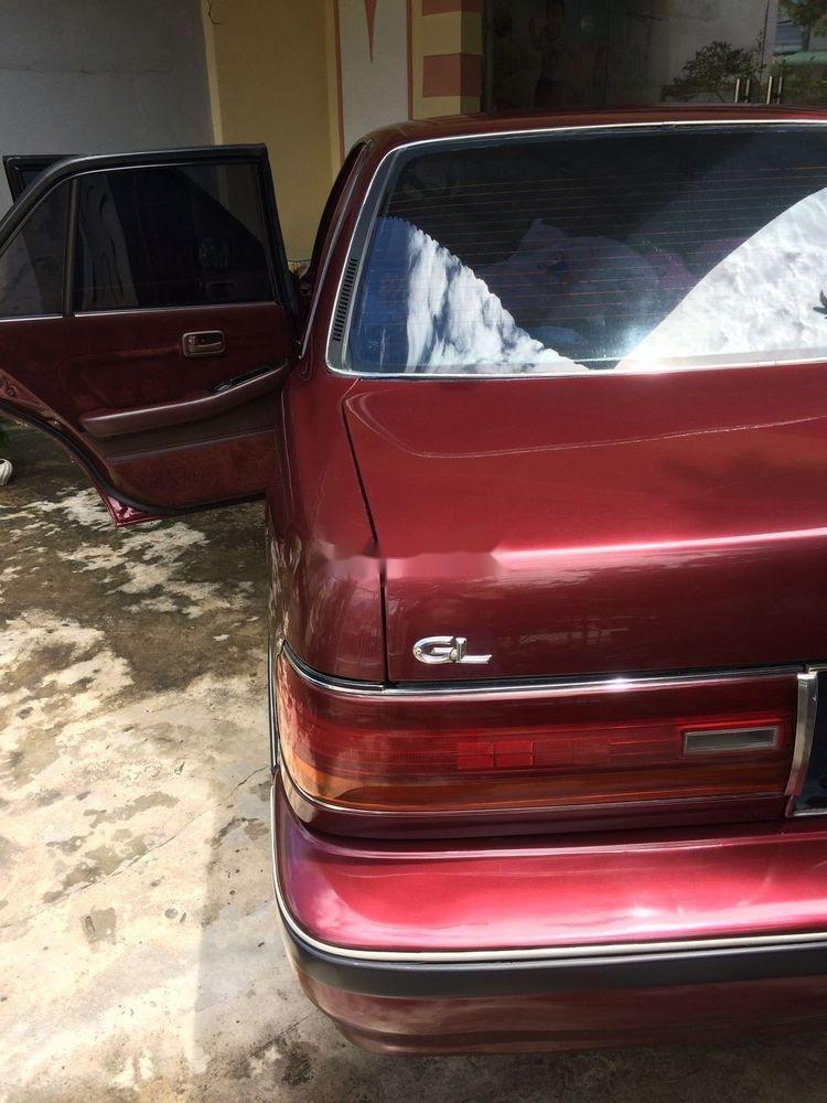 Bán Toyota Cressida năm sản xuất 1996, màu đỏ, nhập khẩu nguyên chiếc chính hãng (4)