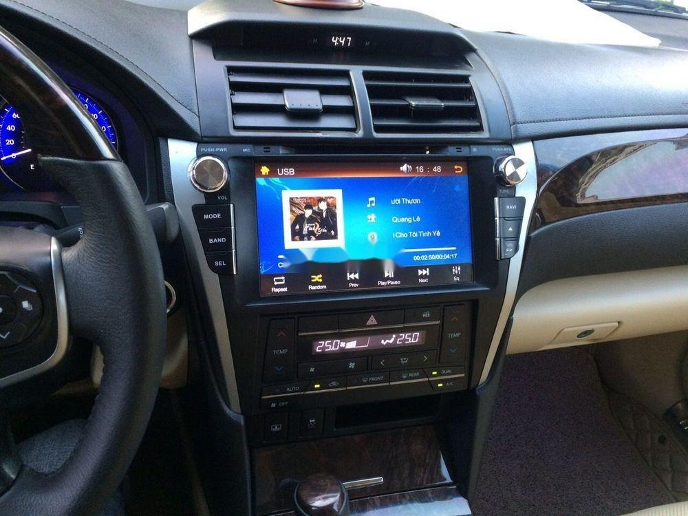 Bán Toyota Camry sản xuất 2015 xe nguyên bản (6)