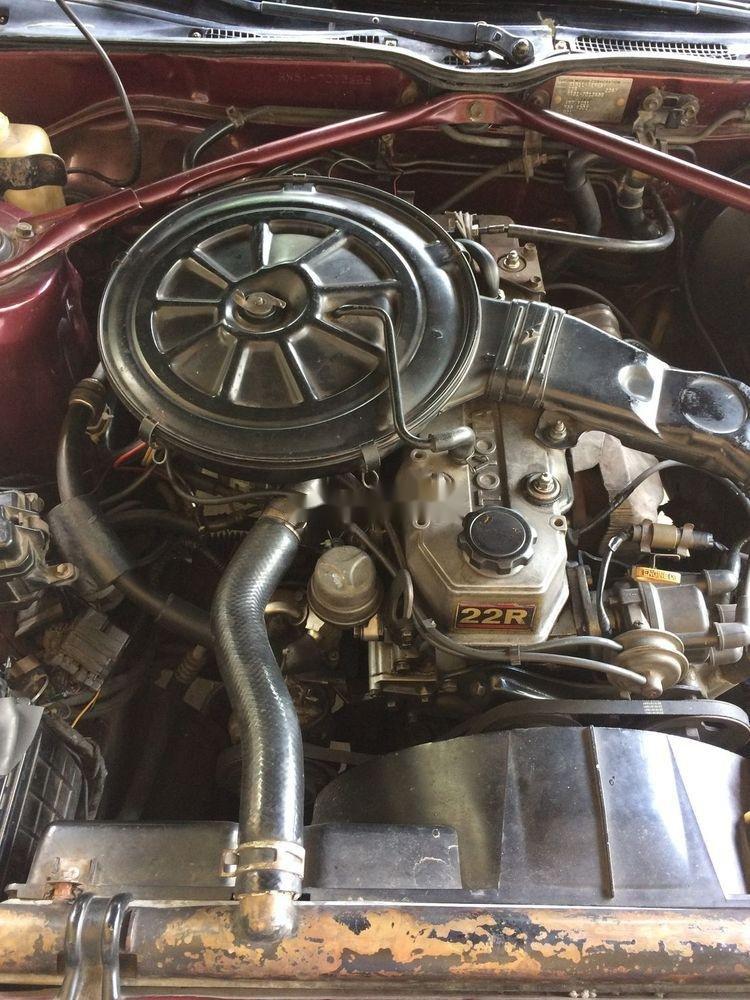Bán Toyota Cressida năm sản xuất 1996, màu đỏ, nhập khẩu nguyên chiếc chính hãng (3)