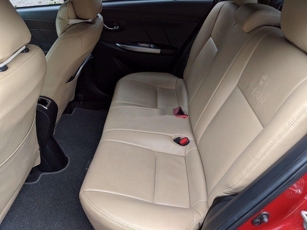 Bán Toyota Yaris sản xuất 2015, nhập chính hãng (7)