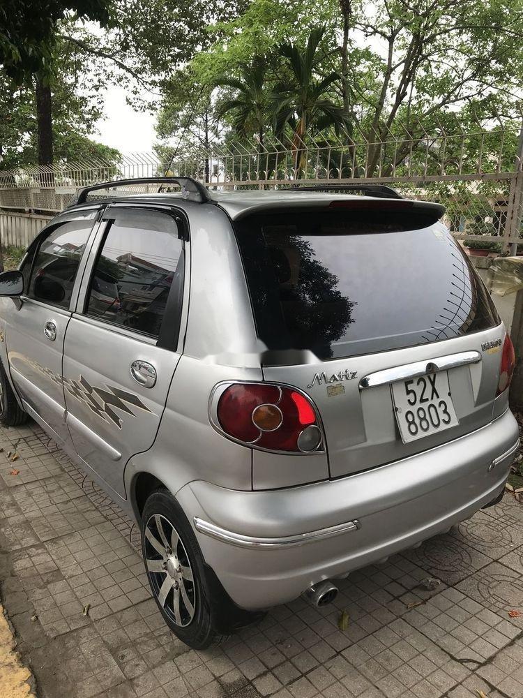 Bán xe Daewoo Matiz 2004, màu bạc chính chủ, 115tr xe nguyên bản (3)