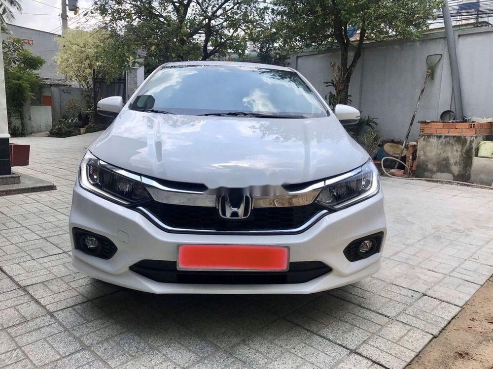 Bán Honda City đời 2018, màu trắng, giá tốt (3)