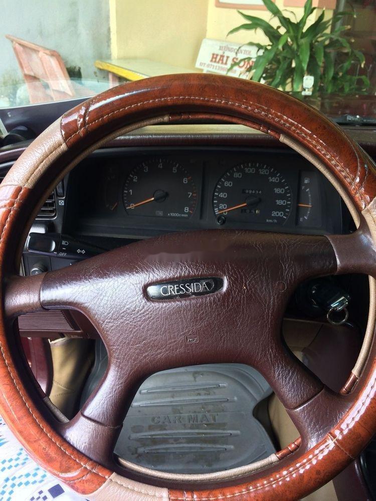 Bán Toyota Cressida năm sản xuất 1996, màu đỏ, nhập khẩu nguyên chiếc chính hãng (8)