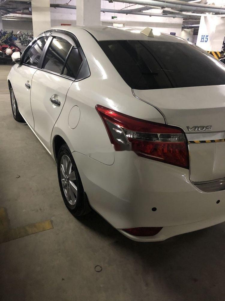 Bán Toyota Vios đời 2018 như mới xe nguyên bản (4)