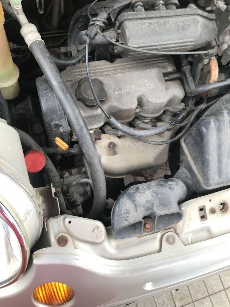 Bán xe Daewoo Matiz 2004, màu bạc chính chủ, 115tr xe nguyên bản (9)