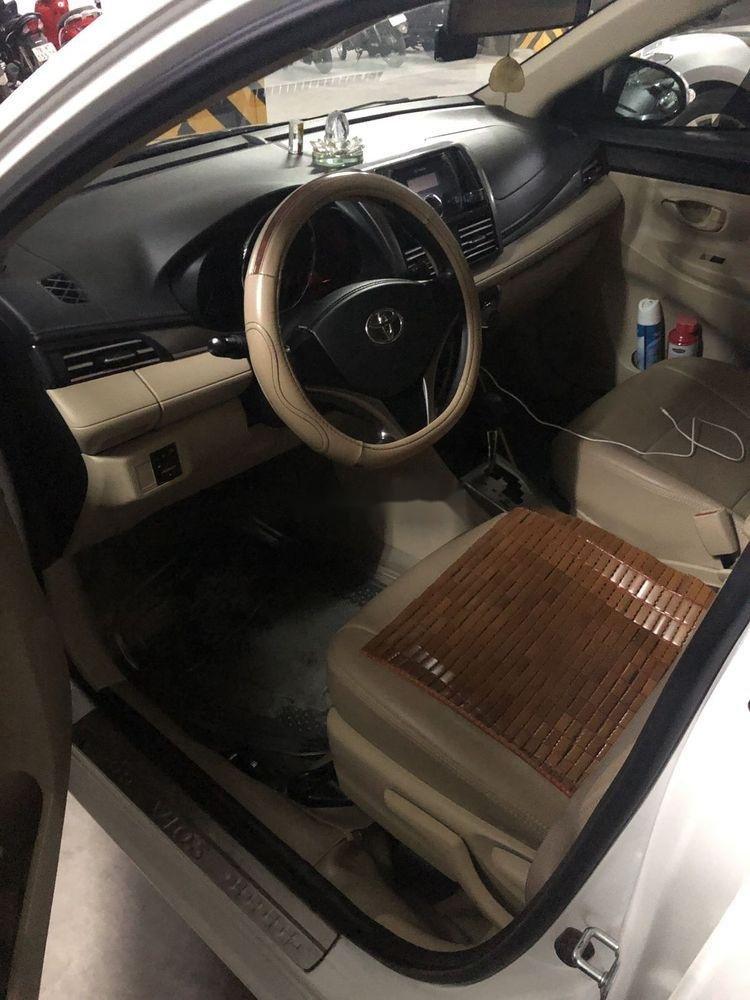 Bán Toyota Vios đời 2018 như mới xe nguyên bản (7)
