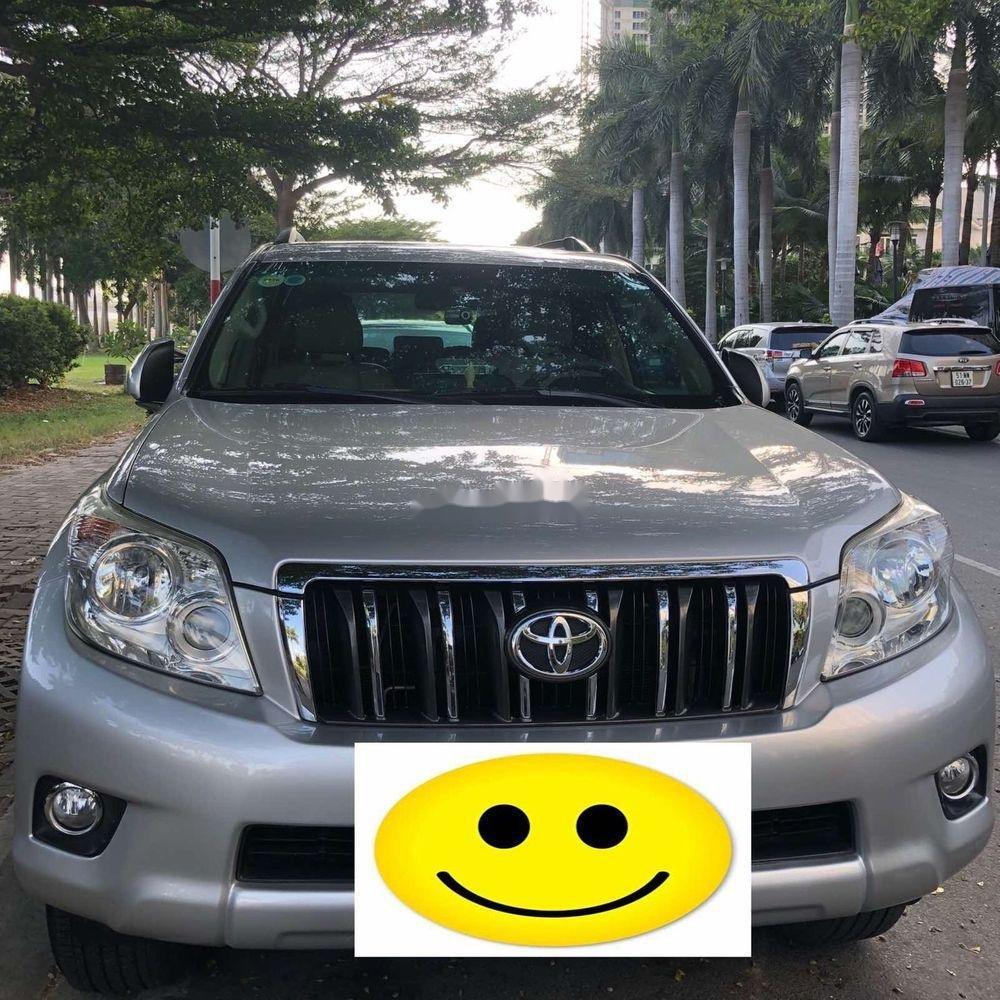 Cần bán lại xe Toyota Land Cruiser sản xuất năm 2011 (1)