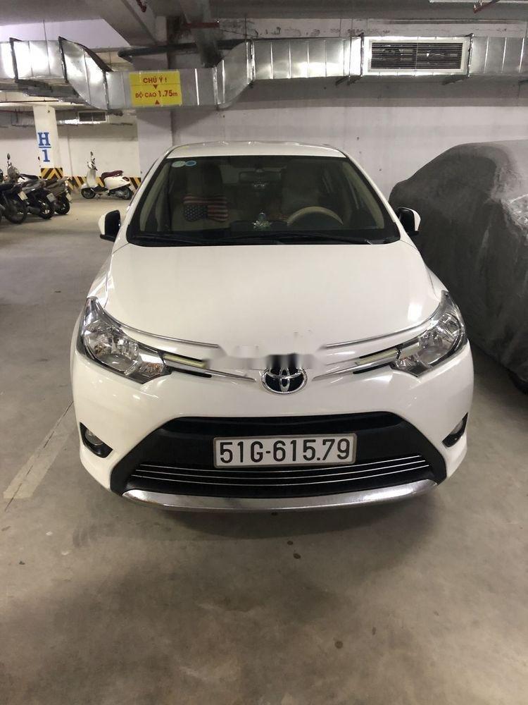 Bán Toyota Vios đời 2018 như mới xe nguyên bản (1)