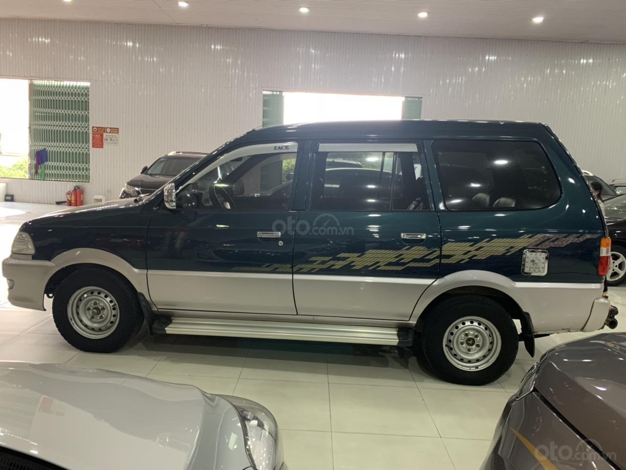 Bán ô tô Toyota Zace 1.8MT 2004, màu xanh lam, 165 triệu (7)