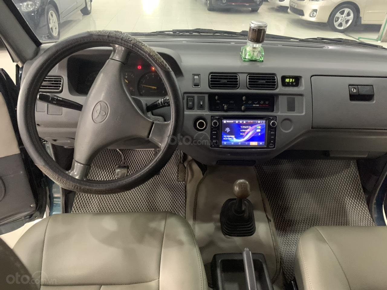Bán ô tô Toyota Zace 1.8MT 2004, màu xanh lam, 165 triệu (3)