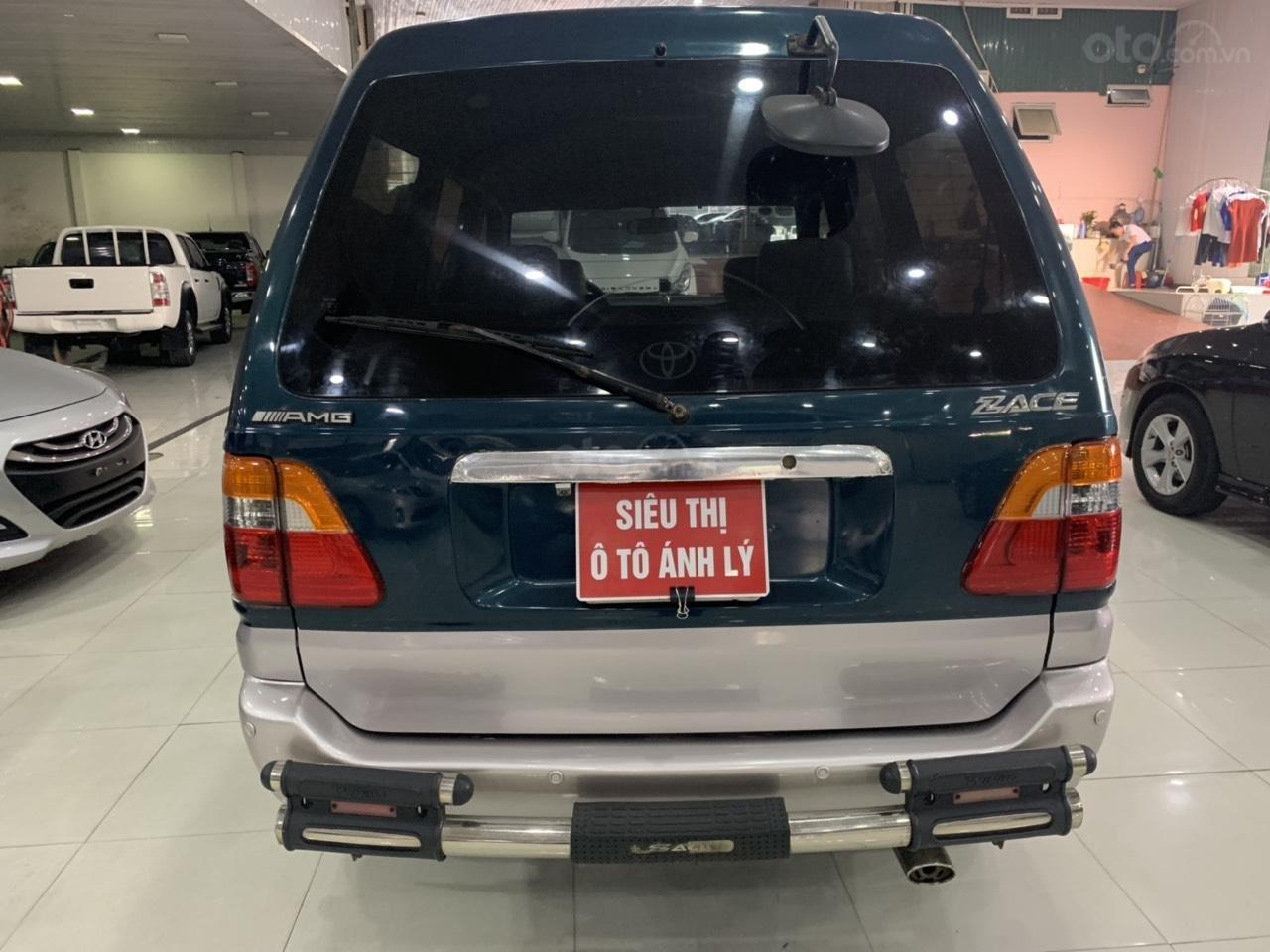 Bán ô tô Toyota Zace 1.8MT 2004, màu xanh lam, 165 triệu (5)