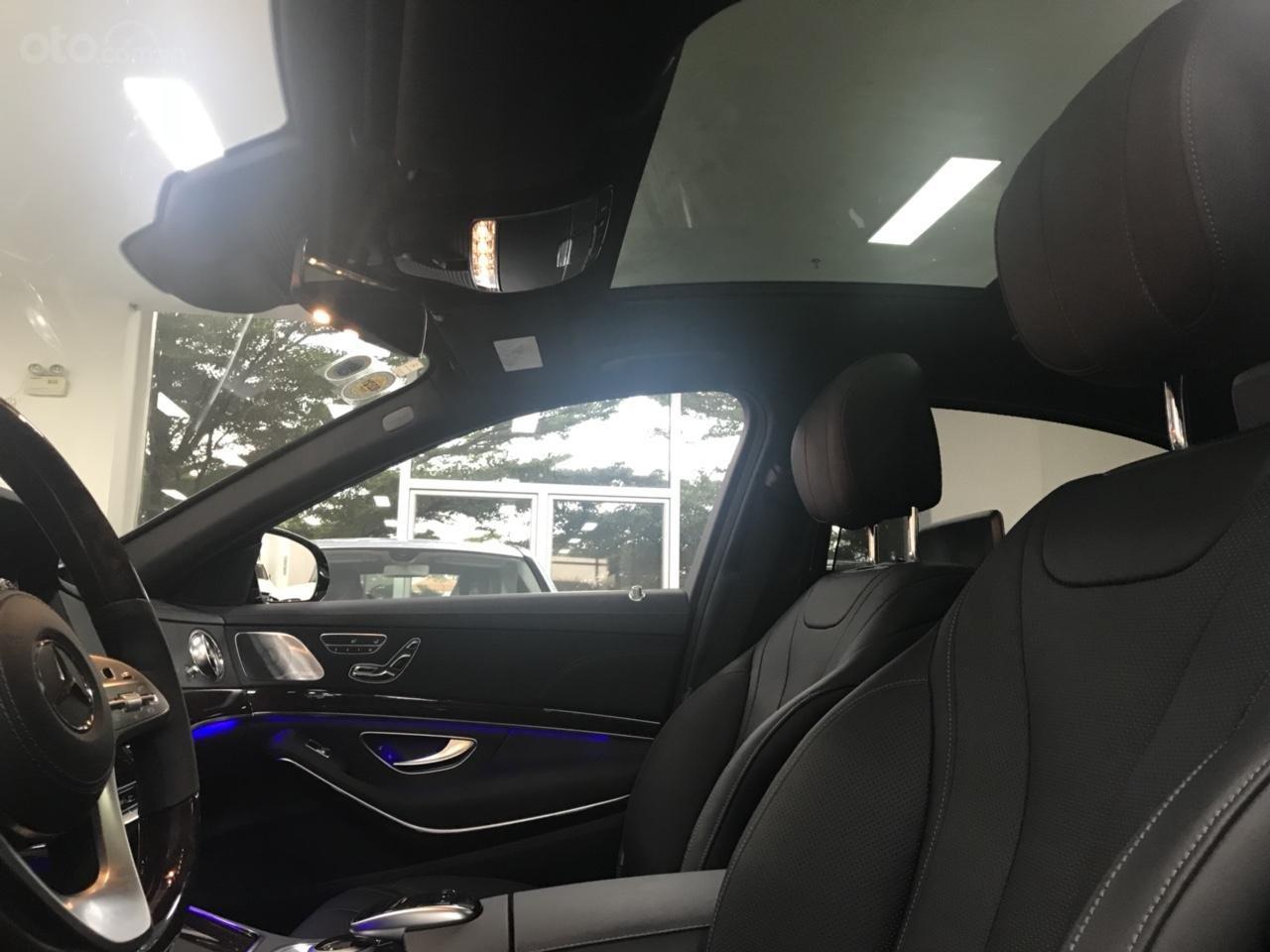 Bán Mercedes-Benz S450L, ưu đãi tết 2020, chính hãng (7)