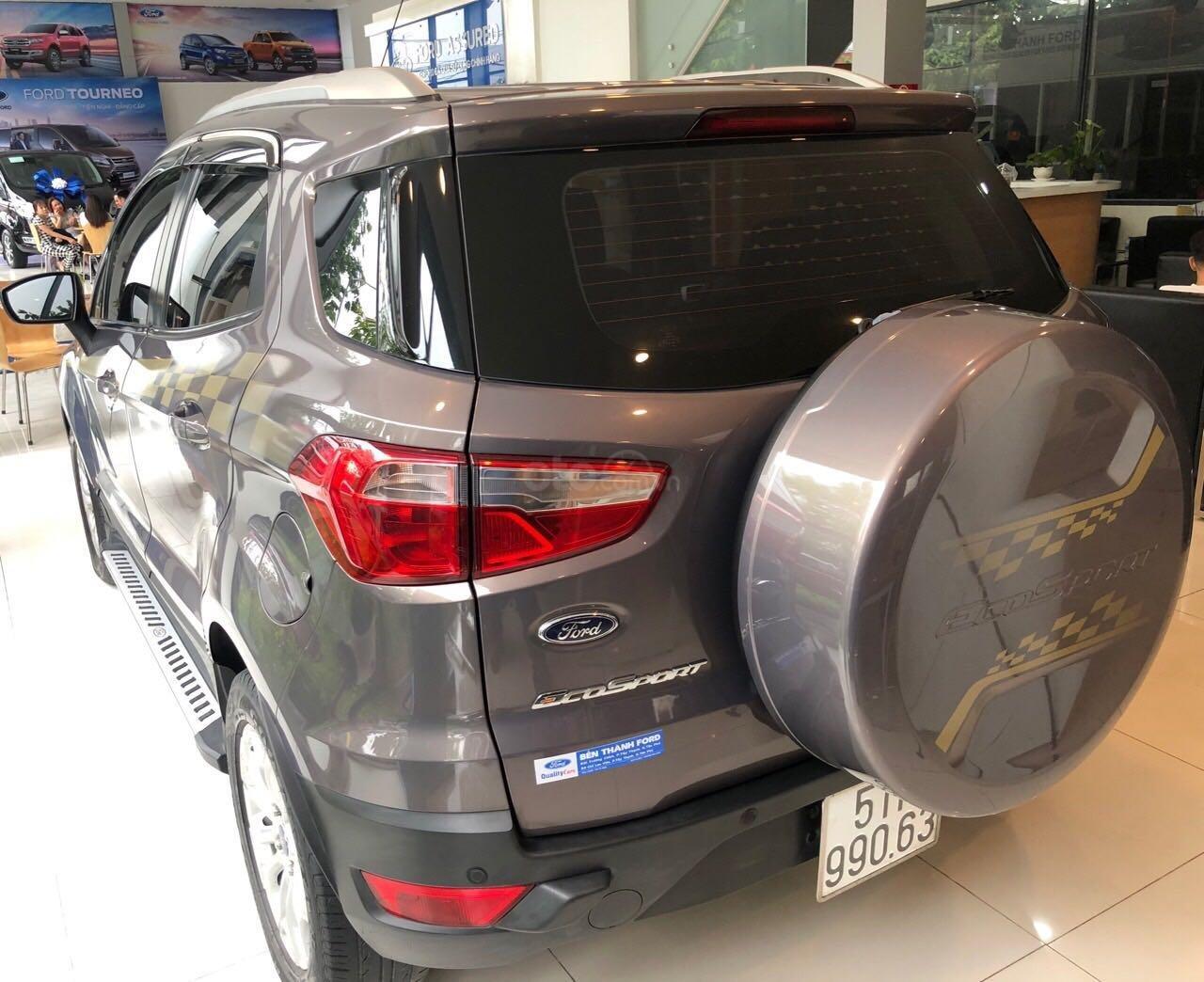 Bán xe Ford EcoSport sản xuất 2016, màu nâu, xe gia đình giá tốt 514 triệu đồng (8)