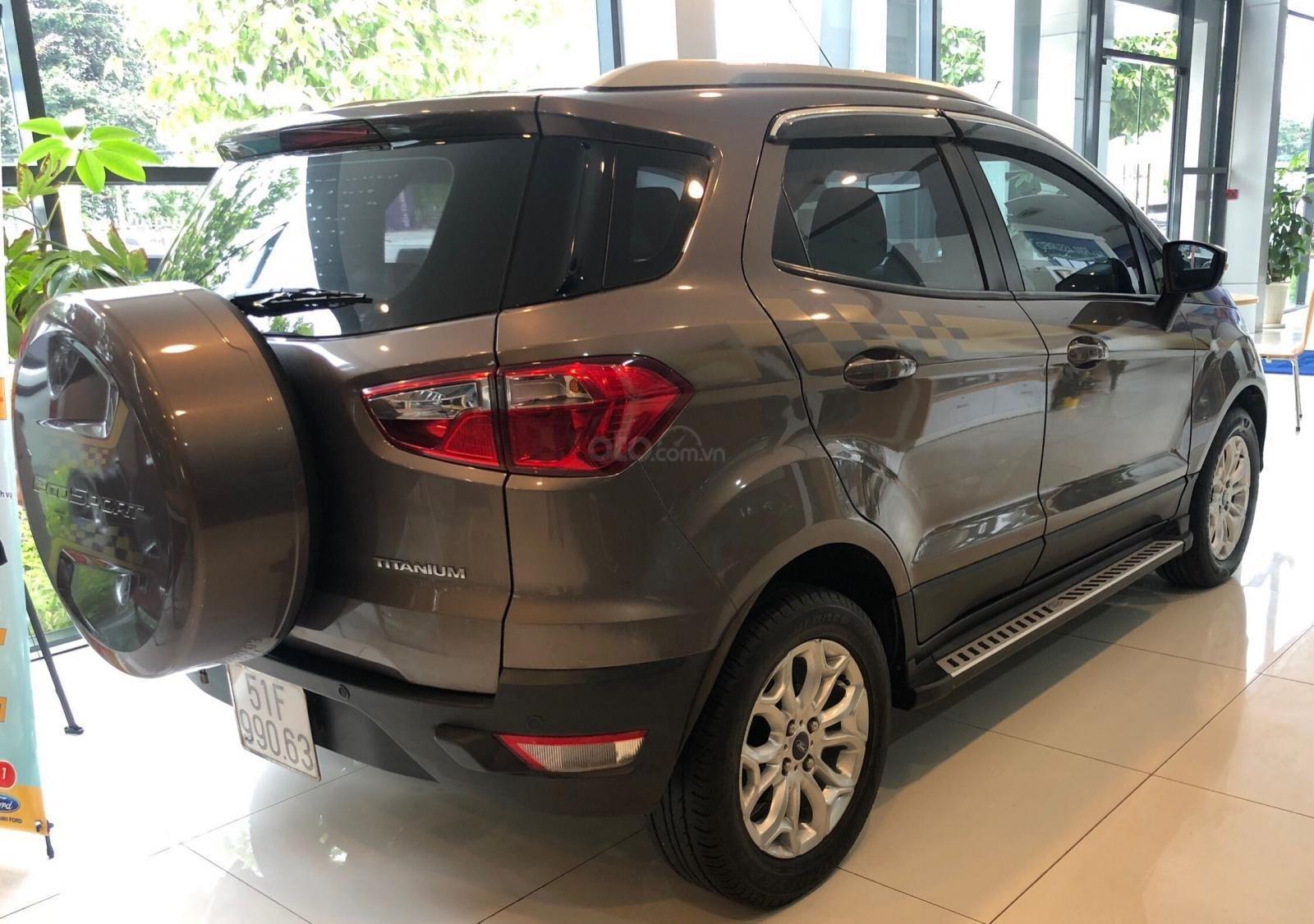 Bán xe Ford EcoSport sản xuất 2016, màu nâu, xe gia đình giá tốt 514 triệu đồng (7)