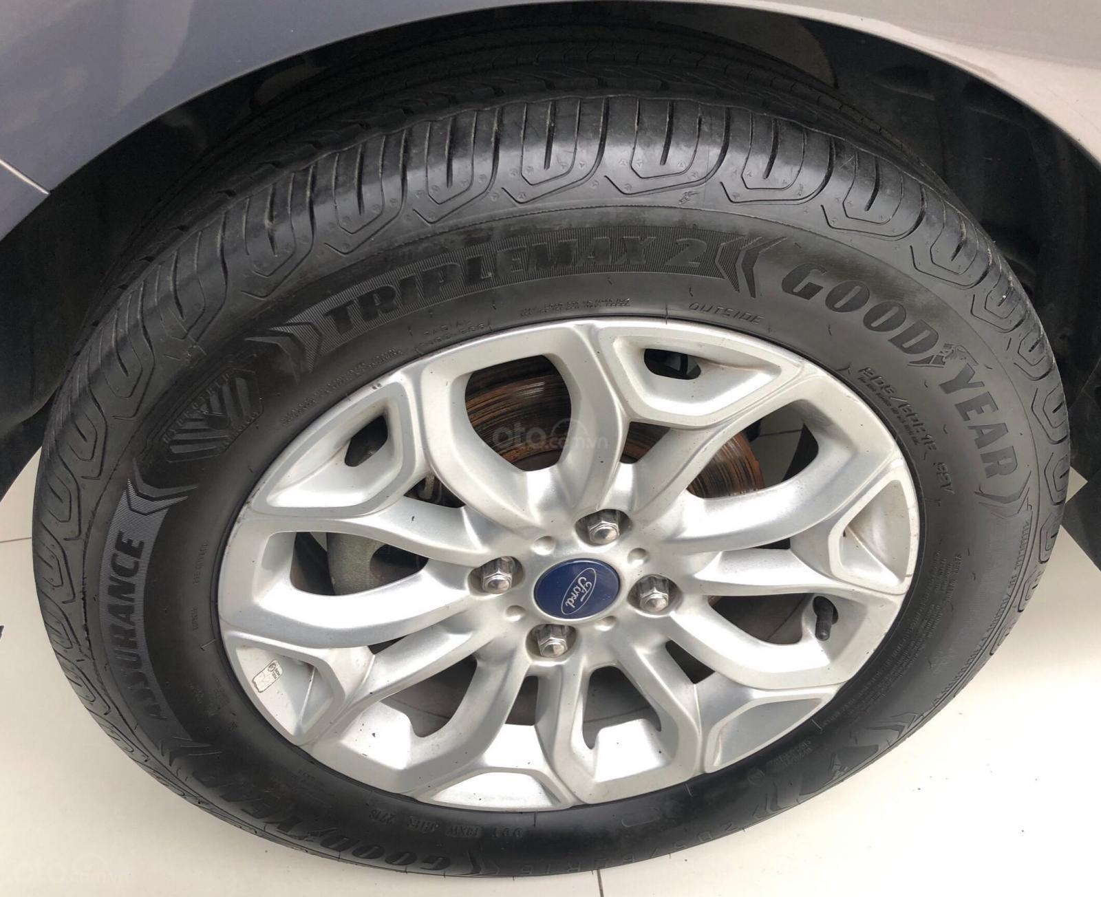 Bán xe Ford EcoSport sản xuất 2016, màu nâu, xe gia đình giá tốt 514 triệu đồng (9)