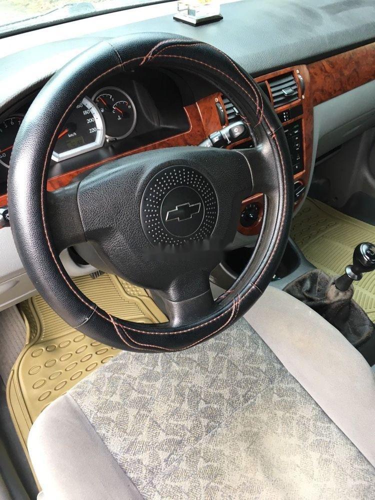 Bán Chevrolet Lacetti năm 2013, màu bạc như mới, giá chỉ 205 triệu. (3)