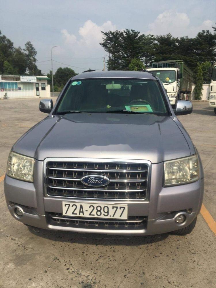 Bán ô tô Ford Everest đời 2008, giá tốt xe nguyên bản (4)